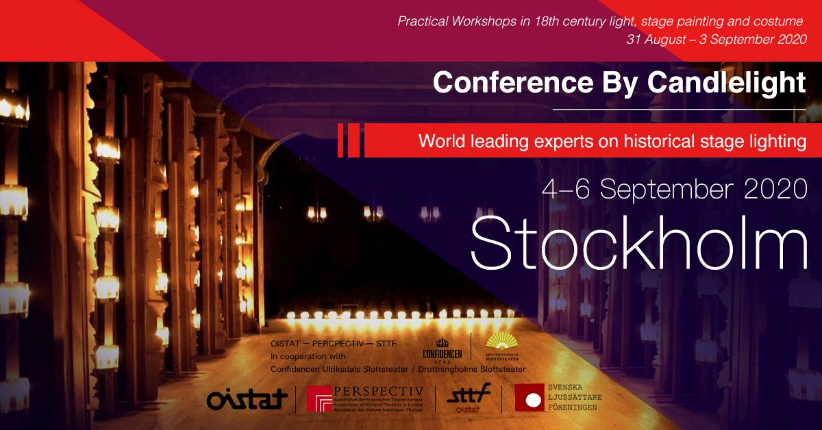 Conference by candlelight