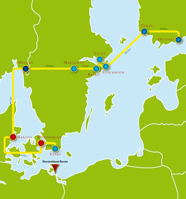fähre dänemark schweden